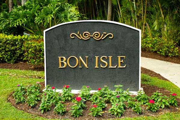 Bon Isle Marker