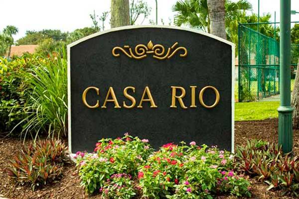 Casa Rio Marker