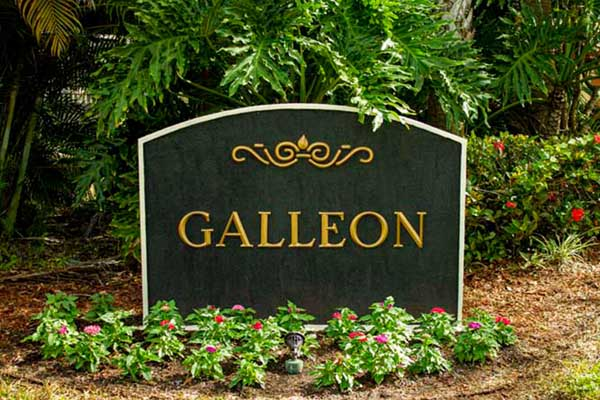 Galleon Marker