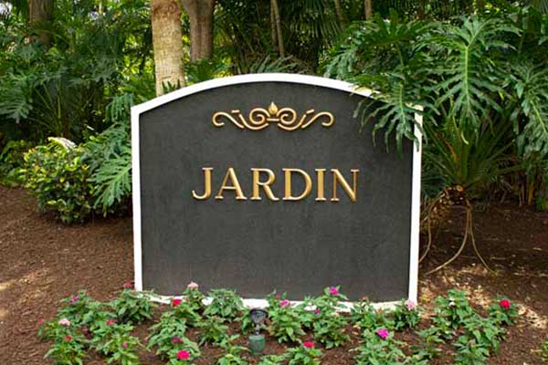 Jardin Marker